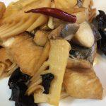 中華風魚の煮物