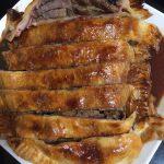 牛肉のパイ包み