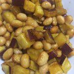 お豆とお芋の甘いオヤツ
