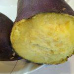 電子レンジで作る焼き芋
