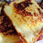 塩フレンチトースト