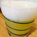ビールのようなゼリー