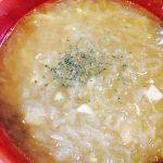 ガーリックオニオンスープ