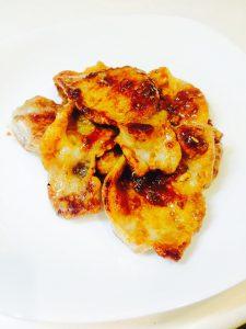 豚のスタミナ味噌焼き