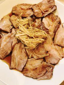 紅茶豚 中華風