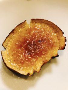 椎茸のマヨ味噌焼き