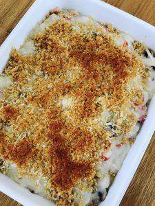 蟹クリームスコップコロッケ