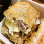 豚バラ肉で大葉チーズカツ