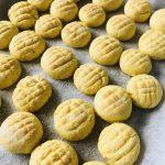 メロンパン風クッキー