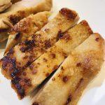 鶏もも肉の味噌焼き